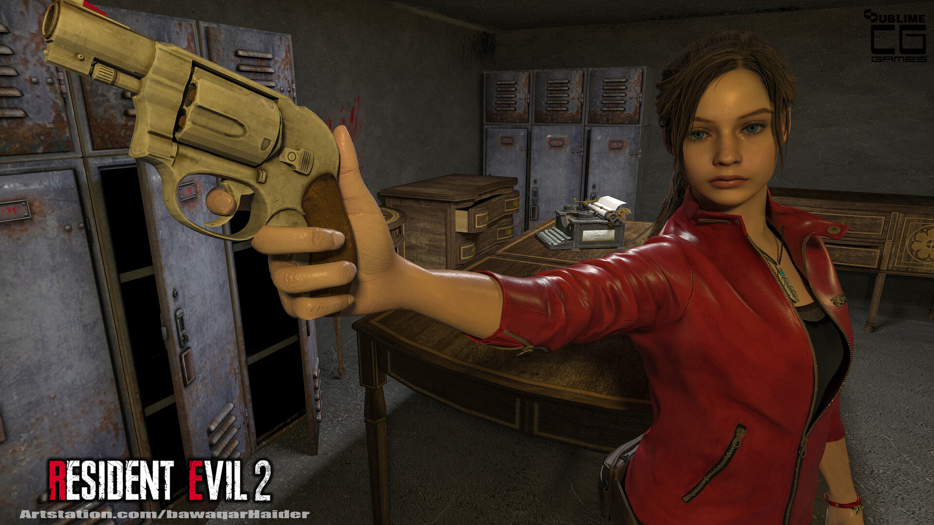 Claire Redfield -Resident Evil